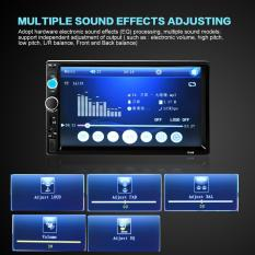 BEST SELLER Car Audio Video Player Mobil Universal Bluetooth Touch Screen FM Radio Mp3 Mp4 Mp5 Micro SD USB Non DVD Camera Support