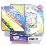 Promo Toko Best Seller Gear Paket Kc Supra Fit New