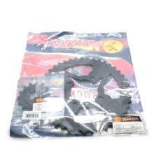Beli Best Seller Gear Set Dpn Blk Yuzaka Satria F 150 Terbaru