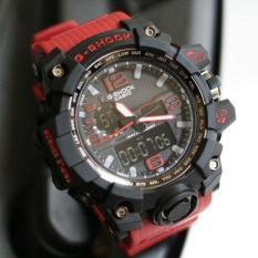Best Seller Jam Tangan G-Shock Casio Pria / Jtr 1071 Merah