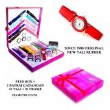 Best Seller Jam Tangan Wanita Since 1988 21 Tali 21 Ring 2 Jam Since 1988 Diskon 30