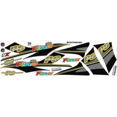 BEST SELLER !!! Sticker Striping Fino Premium - PREMIUM