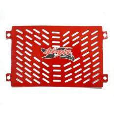 Harga Best Seller Tutup Radiator Ninja R 150 Red Yg Bagus