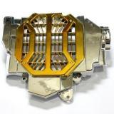 Harga Hemat Best Seller Tutup Radiator Vario 2Tone Gold Crom