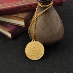 Terlaris Karibia Pencuri Terutama Gram Emas Koin Kalung Eropa dan Amerika Menghidupkan Kembali Kebiasaan Lama Pria dan Wanita kering Kerangka Kepala untuk Mourn untuk Jatuh Ke Kalung-Internasional