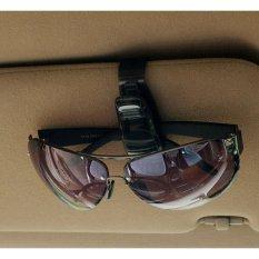 Best Tempat Kacamata Sunglasses Clip Holder Mobil Car Gantungan Kacamata Auto Klip Glasses