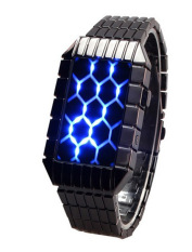 Dimana Beli Best Tokyoflash Maze Tokyo Flash Led Digital Watch Cowo Best