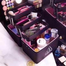 BEST-YTE 2017 Korea Fashion Travel Mencuci Perlengkapan Mandi Tas Kosmetik  Dompet Makeup Case Penyimpanan bd8ed39e45