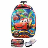Harga Bgc 5 Dimensi Cars Mcqueen Tas Troley Anak Tk Import Lunch Bag Aluminium Tahan Panas Full Motif Cars New