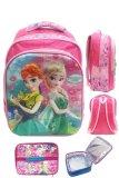 Harga Bgc 5 Dimensi Gambar Rubah Rubah Disney Frozen Fever 2 Kantung Timbul Import Tas Ransel Anak Sekolah Sd Lunch Bag Aluminium Tahan Panas Motif Elsa Pink Dan Spesifikasinya