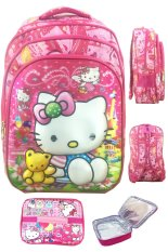 Spesifikasi Bgc 5 Dimensi Kitty Can Dance Tas Ransel Anak Sekolah Sd Import Lunch Bag Aluminium Tahan Panas Full Motif Love Flower Kitty Bgc Terbaru