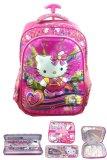 Spesifikasi Bgc 5 Dimensi Kitty Can Dance Tas Troley Anak Sekolah Sd Import Lunch Bag Aluminium Tahan Panas Kotak Pensil Alat Tulis Full Motif Kitty Dan Harga