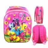 Beli Bgc 5 Dimensi My Little Pony Flower2 Tas Ransel Anak Tk Import Full Motif Pony Pake Kartu Kredit