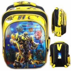 Beli Bgc 5 Dimensi Transformer Bumblebee Vs Optimus Primeimport Tas Ranselanak Sekolah Sd Yellow Di Banten