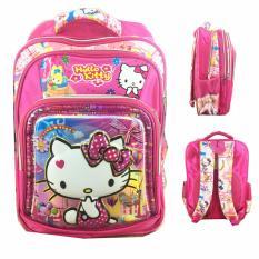 Harga Bgc 6 Dimensi Bantalan Punggung Hello Kitty4 Kantung Timbul Import Tas Ransel Anak Sekolah Sd Full Motif Hello Kitty Di Banten