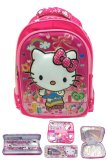 Jual Bgc 6 Dimensi Hologram Hello Kitty Anti Gores Hologram Lunch Bag Kotak Pensil Alat Tulis Murah