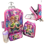 Perbandingan Harga Bgc 6 Dimensi Lapisan Anti Gores 2 Kantung 4 In 1 Disney Frozen Fever Koper Set Troley T 6 Roda Lunch Bag Kotak Pensil Botol Minumhard Cover Import Di Banten