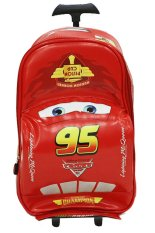 Beli Bgc Disney Cars Tas Troley 3D Lightning Mcqueen On The Road Baru