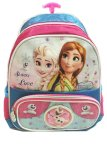 Model Bgc Disney Frozen Fever 3D Timbul 2 Kantung Tas Troley Sekolah Anak Tk Terbaru
