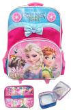 Toko Bgc Disney Frozen Fever Pita Renda Tas Troley Sekolah Anak Tk Lunch Bag Aluminium Tahan Panas Bgc Online