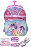 Spesifikasi Bgc Disney My Little Pony Pinkie Best Friends Love Renda 2 Kantung Tas Troley Sekolah Anak Sekolah Tk Lunch Bag Aluminium Kotak Pensil Alat Tulis Purple Pink Green 3 Beserta Harganya