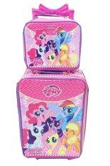 BGC Disney My Little Pony Rainbow Dash Pony Koper Set Dengan Lunch Bag Best Pony