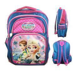 Diskon Bgc Frozen Fevertas Ransel Anak Sekolah Sd Blue Pink Prada Bgc