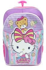 Jual Bgc Hello Kitty 3D Timbul Tas Troley Anak Sekolah Sd Lunch Bag Aluminium Tahan Panas Kotak Pensil Alat Tulis Murah Banten