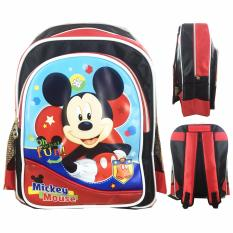 Review Bgc Mickey Mouse Tas Ransel Anak Sekolah Tk Banten