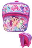 Toko Bgc My Little Pony 2 Kantung Tas Ransel Anak Sekolah Tk Pink Purple Online Banten