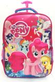Spek Bgc My Little Pony 3D Boneka Timbul Hard Cover Tas Troley Sekolah Anak Sd