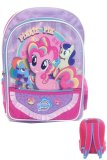 Toko Bgc My Little Pony Bahan Saten Berkualitas Tas Ransel Anak Sekolah Sd Purple Renda Termurah