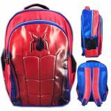 Harga Bgc Tas Ransel Sekolah Anak Tk Spiderman Ultimateotot 3D Timbul Blue Red Terbaru