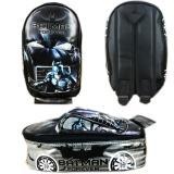 Harga Bgc Tas Ransel Sekolah Anak Tk Tas Mobil On The Road Batman Black Grey Bgc Asli