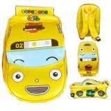 Toko Bgc Tas Ransel Sekolah Anak Tk Tas Mobil On The Road Tayo Tayo 2 Kuning Banten