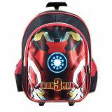 Beli Bgc Tas Troley Sekolah Anak Tk Iron Man Otot Full Sateen Secara Angsuran