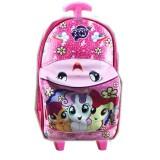 Toko Bgc Tas Troley Sekolah Anak Tk Tas Mobil On The Road My Little Pony Pink Online Banten
