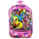 Beli Bgc Tas Troleysekolah Anak Sd My Little Pony 4 Kantung Bawah Full Motif Pony Pake Kartu Kredit