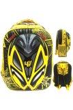 Spesifikasi Bgc Transformer Bumble Bee 3D Timbul Hard Cover Tas Ransel Sekolah Anak Sd Yellow Beserta Harganya