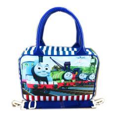 Toko Bgc Travel Bag Kanvas Mini Selempang Thomas And Friends Blue White Murah Di Banten