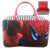 Katalog Bgc Travel Bag Kanvas Spiderman Spidey Black Red Terbaru