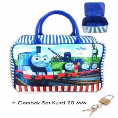 Review Bgc Travel Bag Kanvas Thomas And Friends Gembok Set Kunci 20Mm