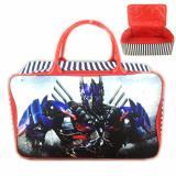 Harga Bgc Travel Bag Kanvas Transformer Optimus Prime Black Red Baru Murah