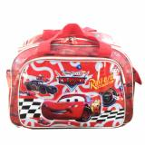 Jual Bgc Travel Bag Mica Transparan Anti Air Cars Lightning Mcqueen Baru