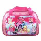 Jual Bgc Travel Bag Mica Transparan Anti Air My Little Pony And Friends Murah Di Banten