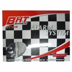 BHT Alarm Motor dua Remote Fitur Lengkap