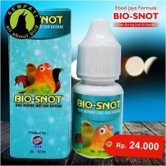 Bio Snot Sirup Ebod Jaya Obat Burung Sakit Mata Katarak Berlendir Bengkak Iritasi Untuk Burung Lovebird Kenari Kacer Murai Pleci Kolibri Cucak Pentet Anis Jalak Perkutut Dll