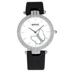 Hitam Bermerek Ladies Watches Online Shopping Women Bisnis QUARTZ Alloy Kaca Baru dengan Tag Paduan Analog 36mm Round- INTL