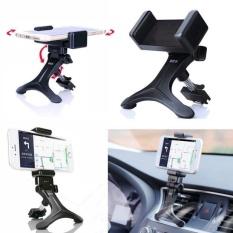 Jual Hitam Ventilasi Udara Mobil Dudukan Cradle Stand Untuk Mobile Smart Ponsel Gps Internasional Lengkap