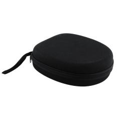Beli Black Carrying Hard Case Storage Bag Box Untuk Sony Headset Earphone Headphone Intl Lengkap